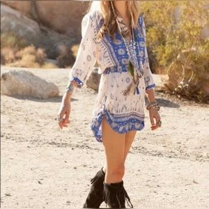 Spell and the Gypsy  Coyote Playsuit/Romper S